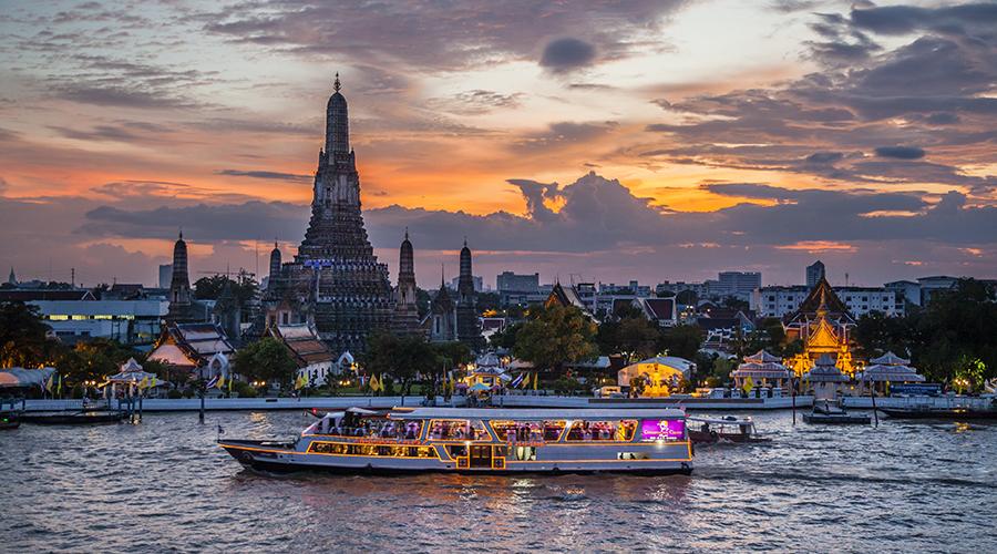 HALAL TOUR BANGKOK 4D3N