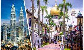 halal tour 2 negara asean