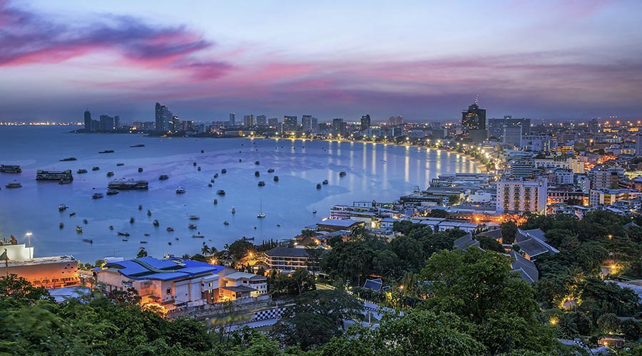 TOUR BANGKOK PATTAYA