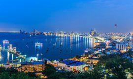 Wisata halal Bangkok Pattaya
