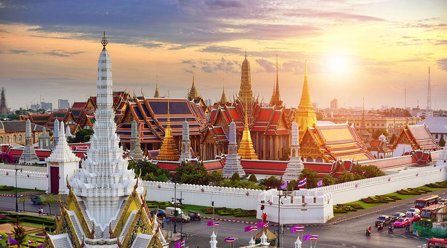 Paket Wisata Bangkok 3D2N