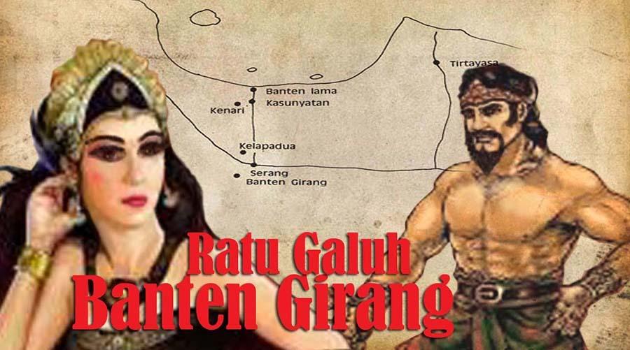 Ratu Galuh dan Raja Bahujaya
