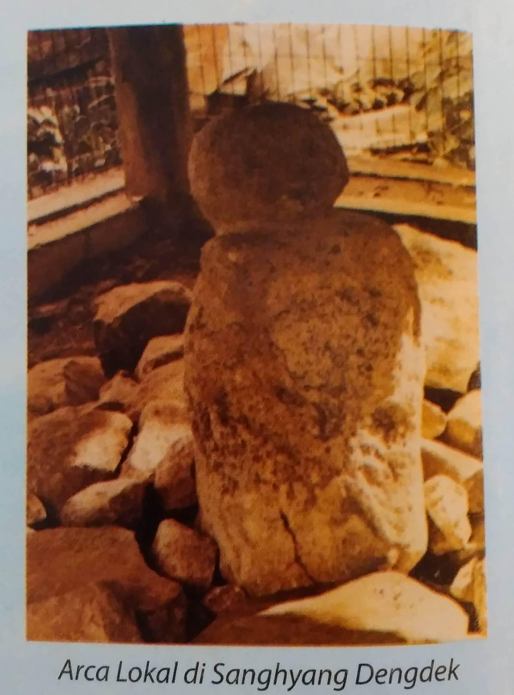 arca purba peninggalan megalitikum